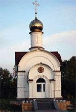 Часовня в честь свт. Николая вблизи Мичуринска