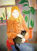«Бабушка»  Рис. Катерины Крицкой