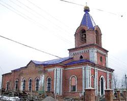 Благовещенский храм Пронск