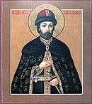 икона Олега Рязанского