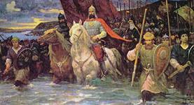 Великий князь Олег Рязанский