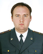 Майор Гордиенко