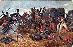 Казаки-отбивают-Наполеона
