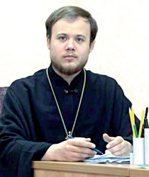 Священник Георгий Гуляев