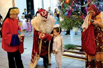 Забастовка Деда Мороза