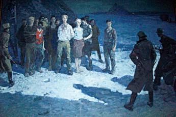 Подвиг в картинах русских художников