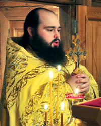 Священник Павел НЕЙГУМ
