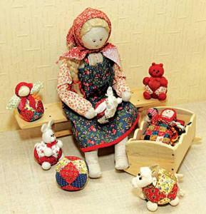 Хотьковские-игрушки