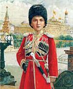 Последний августейший атаман всех казачьих Войск великий князь Алексей
