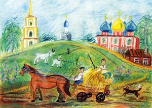 шараева-ирина-13-лет-старая-рязань