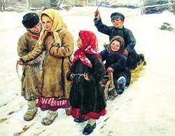 Федот-Сычков-Тройка-1906
