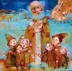 Святой-Николай-с-подарками