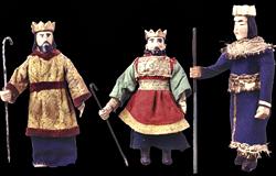 куклы-Ельчанинского-вертепа