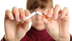 стоп-курению