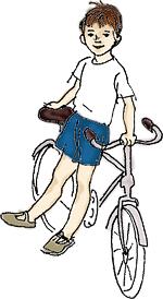 мальчик-с-велосипедом